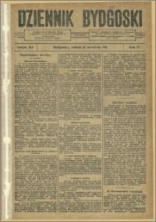 Dziennik Bydgoski, 1911.09.16, R.4, nr 213