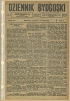 Dziennik Bydgoski, 1911, R.4, nr 219