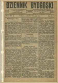 Dziennik Bydgoski, 1911.11.17, R.4, nr 265