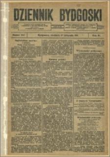Dziennik Bydgoski, 1911.11.19, R.4, nr 267