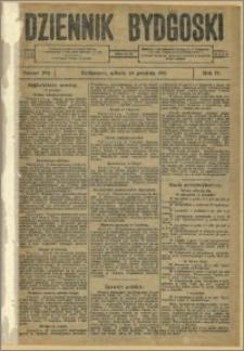Dziennik Bydgoski, 1911.12.30, R.4, nr 298