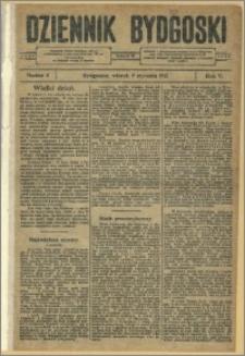 Dziennik Bydgoski, 1912.01.09, R.5, nr 5