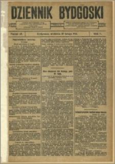 Dziennik Bydgoski, 1912.02.25, R.5, nr 45
