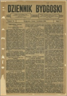 Dziennik Bydgoski, 1912.04.03, R.5, nr 76