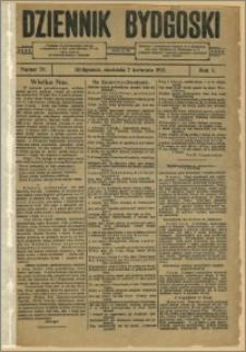 Dziennik Bydgoski, 1912.04.07, R.5, nr 79