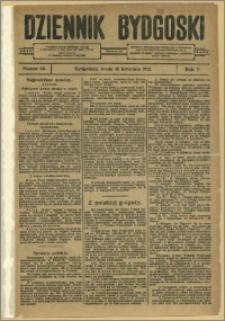Dziennik Bydgoski, 1912.04.10, R.5, nr 80