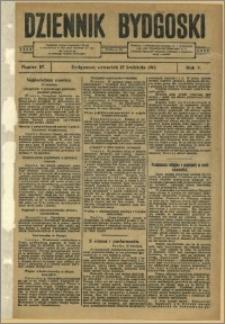 Dziennik Bydgoski, 1912.04.17, R.5, nr 87