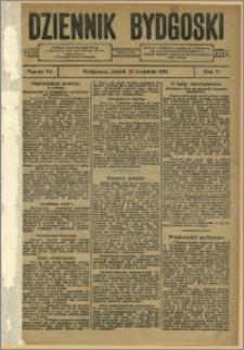 Dziennik Bydgoski, 1912.04.26, R.5, nr 93
