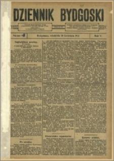 Dziennik Bydgoski, 1912.04.28, R.5, nr 95