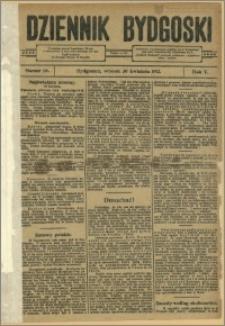 Dziennik Bydgoski, 1912.04.30, R.5, nr 96