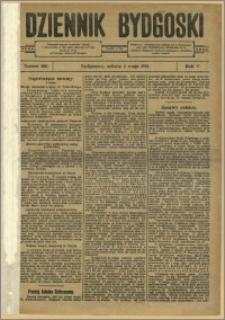Dziennik Bydgoski, 1912.05.04, R.5, nr 100