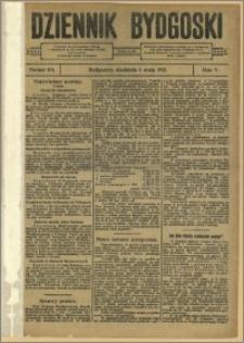 Dziennik Bydgoski, 1912.05.05, R.5, nr 101