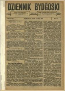 Dziennik Bydgoski, 1912.05.08, R.5, nr 103