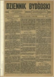 Dziennik Bydgoski, 1912.05.09, R.5, nr 104