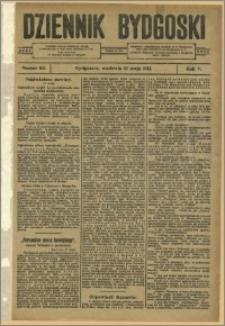 Dziennik Bydgoski, 1912.05.19, R.5, nr 112