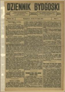 Dziennik Bydgoski, 1912.05.22, R.5, nr 114
