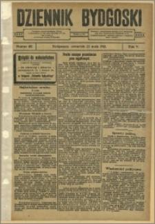 Dziennik Bydgoski, 1912.05.23, R.5, nr 115