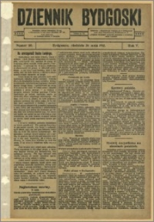 Dziennik Bydgoski, 1912.05.26, R.5, nr 118
