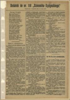 Dziennik Bydgoski, 1912.05.26, R.5, nr 118 Dodatek