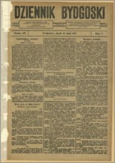 Dziennik Bydgoski, 1912.05.31, R.5, nr 121