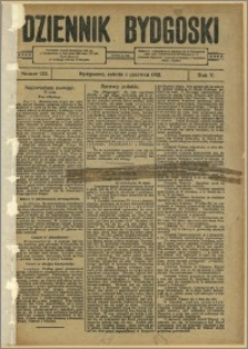 Dziennik Bydgoski, 1912.06.01, R.5, nr 122