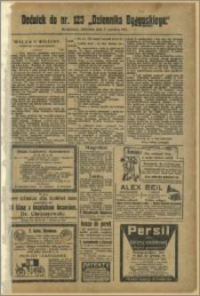 Dziennik Bydgoski, 1912.06.02, R.5, nr 123 Dodatek