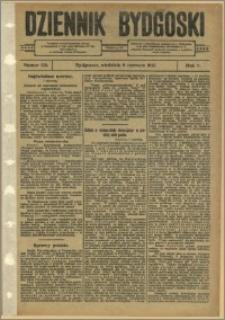 Dziennik Bydgoski, 1912.06.09, R.5, nr 128