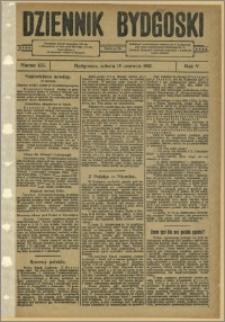 Dziennik Bydgoski, 1912.06.15, R.5, nr 133