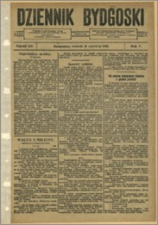 Dziennik Bydgoski, 1912.06.18, R.5, nr 135
