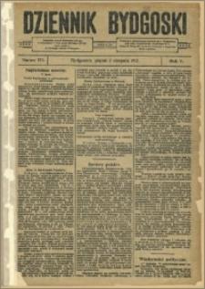 Dziennik Bydgoski, 1912.08.02, R.5, nr 173