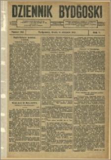 Dziennik Bydgoski, 1912.08.14, R.5, nr 183