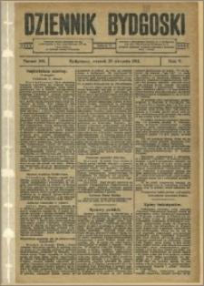 Dziennik Bydgoski, 1912.08.20, R.5, nr 188