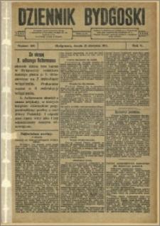 Dziennik Bydgoski, 1912.08.21, R.5, nr 189