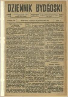 Dziennik Bydgoski, 1912.10.24, R.5, nr 244
