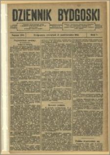 Dziennik Bydgoski, 1912.10.31, R.5, nr 250