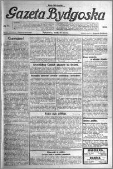 Gazeta Bydgoska 1923.03.28 R.2 nr 71