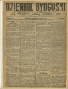 Dziennik Bydgoski, 1913.09.26, R.6, nr 223