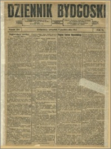 Dziennik Bydgoski, 1913.10.09, R.6, nr 234