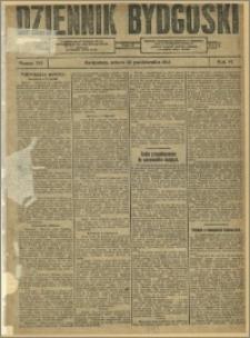 Dziennik Bydgoski, 1913.10.25, R.6, nr 248