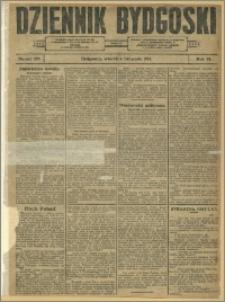 Dziennik Bydgoski, 1913.11.04, R.6, nr 255
