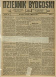 Dziennik Bydgoski, 1913.11.09, R.6, nr 260