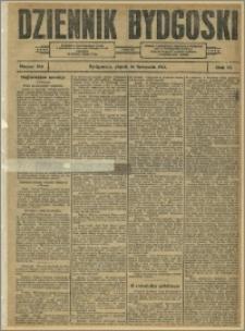 Dziennik Bydgoski, 1913.11.14, R.6, nr 264