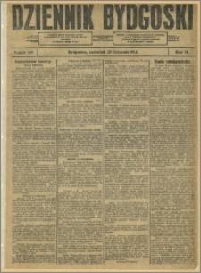 Dziennik Bydgoski, 1913.11.20, R.6, nr 269