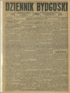 Dziennik Bydgoski, 1913.11.26, R.6, nr 273