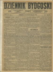 Dziennik Bydgoski, 1913.11.27, R.6, nr 274