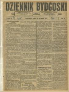 Dziennik Bydgoski, 1913.11.28, R.6, nr 275