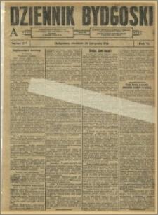 Dziennik Bydgoski, 1913.11.30, R.6, nr 277