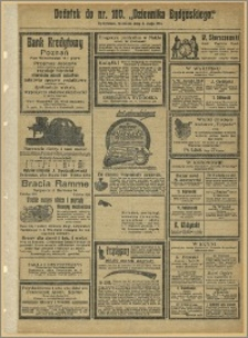 Dziennik Bydgoski, 1914.05.03, R.7, nr 100 Dodatek