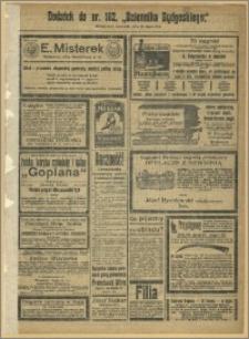 Dziennik Bydgoski, 1914.07.19, R.7, nr 162 Dodatek