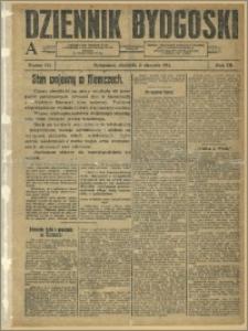 Dziennik Bydgoski, 1914.08.02, R.7, nr 174